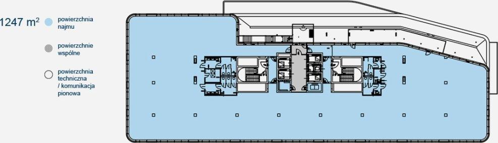 biurowiec Astris - 8 piętro