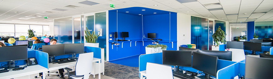 biurowiec w Krakowie