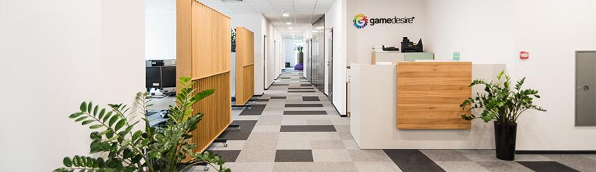 nowoczesne powierzchnie biurowe