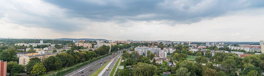 Powierzchnie biurowe do wynajęcia Kraków