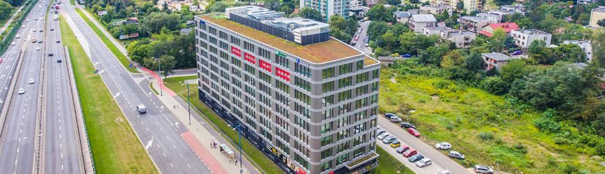 powierzchnie biurowe Kraków - astris.pl