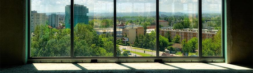 biurowce w krakowie