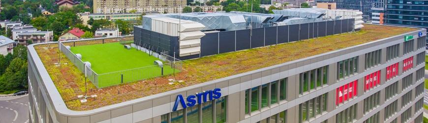 nowoczesne biura w Krakowie - www.astris.pl